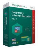 SW Kaspersky Lab Kaspersky Internet Security 2017+Android Sec.(Code in a Box)(KL1941GBAFS-7KISA)
